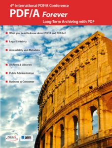 4th International Conference Proceedings cover