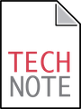 Tech Note icon