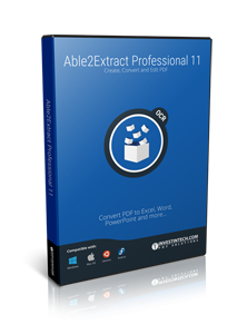 Able2Extract 11 Product Box Cover